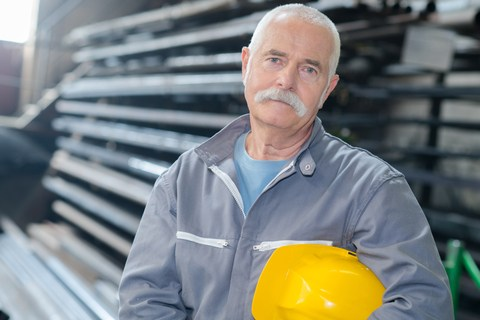 mesothelioma among construction workers